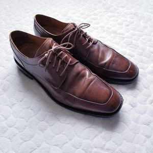 Cole Haan mens dress shoes Oxfords leather 9